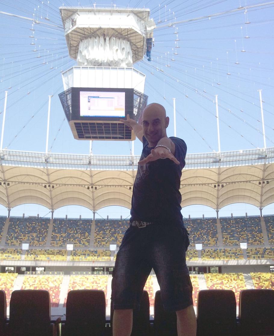Petrecerea Stadionul National