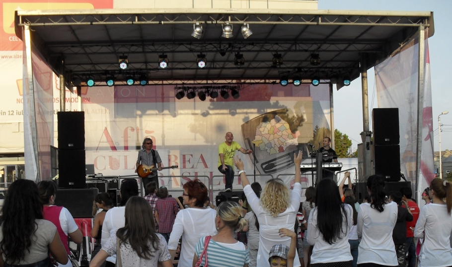 Bandidos turneu  Avon 2013