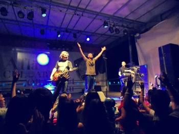 Bandidos, caravana Avon 2013